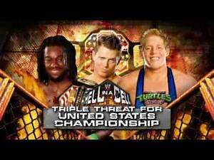 WWE Hell in a Cell - Card Rundown