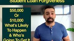 Student Loan Forgiveness & What's Likely To Happen - Biden Loan Forgiveness & Student Loan Debt