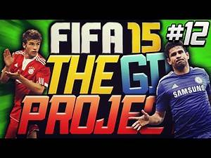 FIFA 15 | THE GD PROJECT | AMAZING GOAL!