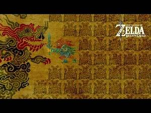 Zelda Breath Of The Wild : Leaked Images Analysis - King Of Hyrule? Hylian Shield? New Armor?