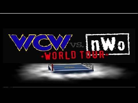 Nintendo 64 Longplay [047] WCW vs. nWo - World Tour