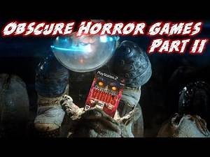 Obscure Horror Games Part 2 | Zombie Virus PS2