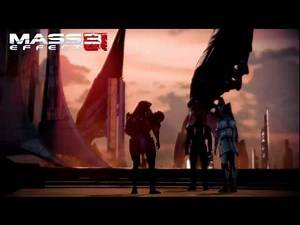 Mass Effect 3 Soundtrack - Fall of thessia