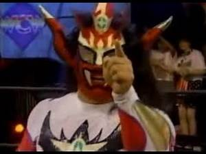"Jushin ""Thunder"" Liger vs. Skip Brown (Skip Young) (12 17 1995 WCW Worldwide)"