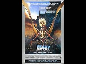 Heavy Metal (1981)-Review