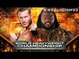WWE HELL IN A CELL 2011 FULL MATCH CARDS HD