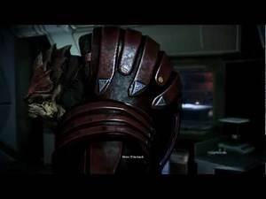 Mass Effect 3: Wrex & Mordin's butcher knife
