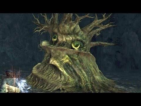 Dark Souls 2 DLC - Finding the Magical Repair Tree