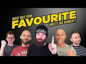 What Was Your Favourite Wrestling Moment?