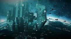 Futuristic Music - Space Station