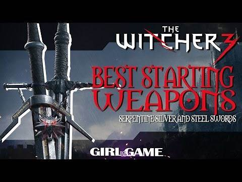 WITCHER 3 - Best Starting Gear Guide