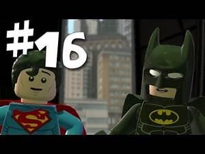Road To Arkham Knight - Lego Batman 2 Gameplay Walkthrough Part 16 - Metropolis & Lexcorp