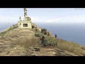 Grand Theft Auto V Coyote Vs Mountain Lion