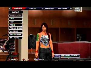 Smackdown vs Raw 2011 Lita