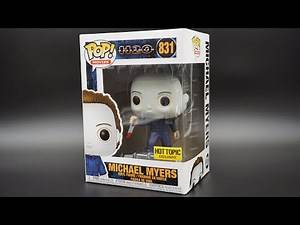 Halloween H2O - Michael Myers Hot Topic Exclusive