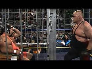 WWE Network: Chamber of Horrors Match: WCW Halloween Havoc 1991