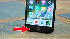 The iPhone 7 Has No Home Button!