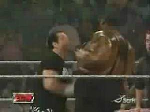 Big Daddy V vs Tommy Dreamer ECW Extreme Rules Match