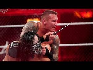 Weekly Wrestling Wrecap #52 Burning Hammer + WWE HIAC 2018 - WWE Raw and SD Live Review 19/09/2018