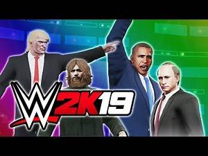 FIGHTING FOR YOUR VOTE!!! - NEW FUNNY WWE 2K19 GAME (ONLINE MULTIPLAYER)