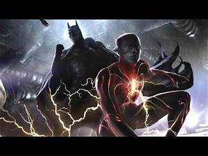 New Flash Movie Details Are Extremely Revealing