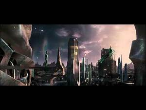 The Green Lantern - Trailer