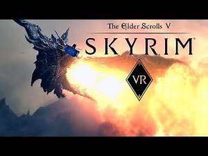 FUS ROH DAH!! | Skyrim VR Gameplay [Best VR Game Ever Released]