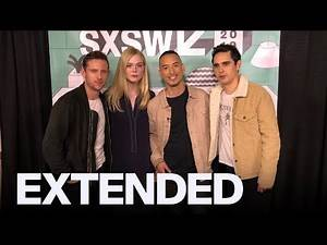 Elle Fanning Talks 'Teen Spirit' & 'Maleficent 2' | EXTENDED