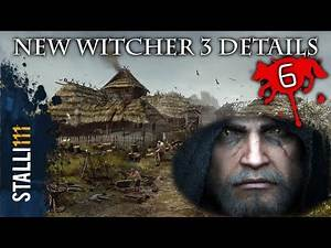 ►Witcher 3: Wild Hunt   New Info   Ciri, No Mans Land, Real Time facial hair growth and more