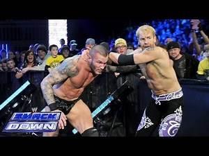 Christian vs. Randy Orton: SmackDown, Feb. 7, 2014