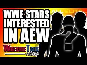 WWE Stars 'Interested' In AEW Move! Kenny Omega To AEW?! | WrestleTalk News Jan. 2019