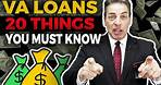 [VA Loan] Home Loan (VA Loan Requirements) Mortgage (VA loans) 2020
