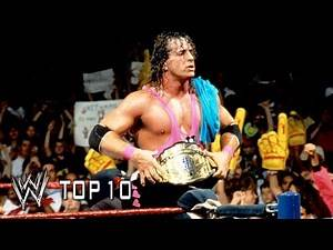 Historical Intercontinental Championship Victories - WWE Top 10