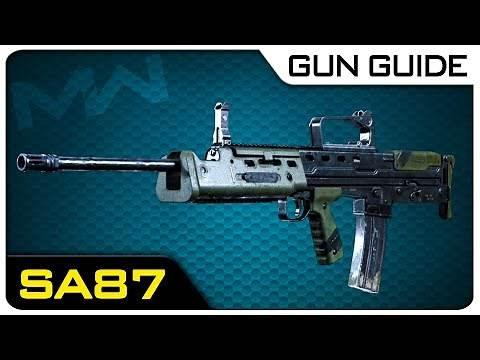 SA87 Stats & Best Class Setups! | Modern Warfare Gun Guide #20