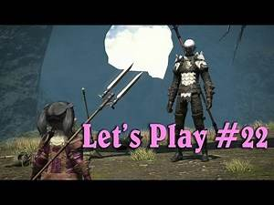Final Fantasy XIV - Let s Play - 22 - Questions and Lancers (Lancer Quest Finale)