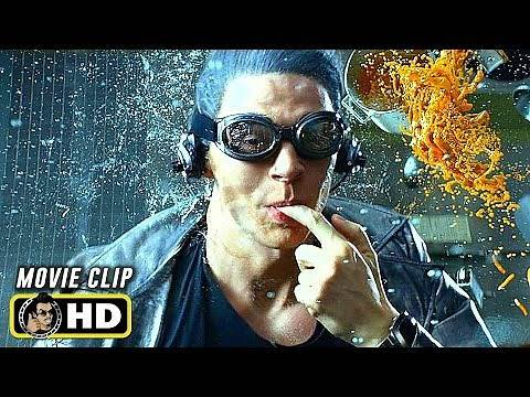 X-MEN: DAYS OF FUTURE PAST (2014) 10 Movie Clips Trailer [HD]