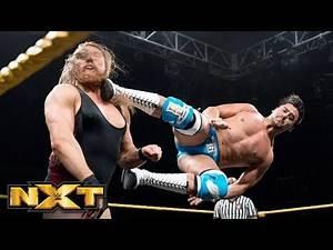 Pete Dunne vs. Angel Garza: WWE NXT, Sept. 11, 2019