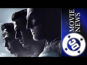 Last Show Before Batman V Superman! - DC Movie News for March 17th, 2016