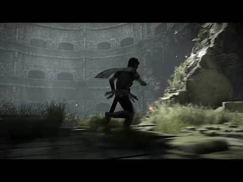 Shadow of the Colossus PS4 E3 Trailer (The Opened Way Version)