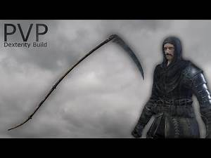 Dark Souls 3 - Great Scythe PvP - Dex Build