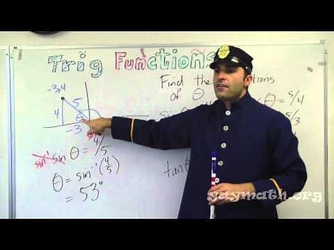 Algebra 2 - Trigonometry Functions