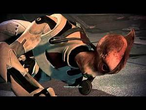 Mass Effect 3 - Sabotaging the Genophage cure and Mordin's death
