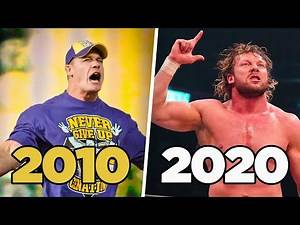 Ranking Who Was Really The Man In Wrestling Every Year 2010-2020