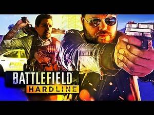 BATTLEFIELD HARDLINE Live Stream | BADASS COPS (AND ROBBERS)!! PC Multiplayer Gameplay