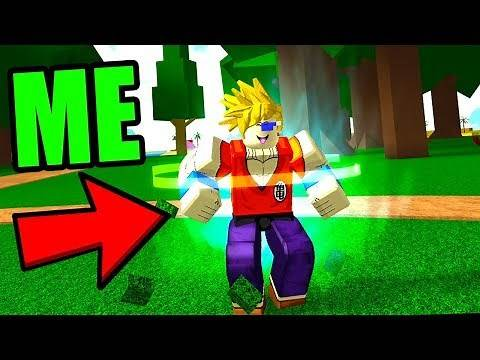 ROBLOX DRAGON BALL Z *BEST ROBLOX GAME EVER*