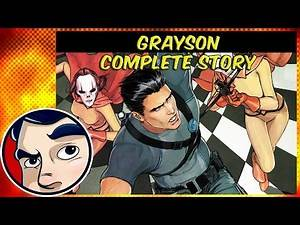 "Grayson (Nightwing) ""We All Die At Dawn"" - Complete Story 