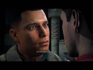 Scott Ryder and Reyes Vidal Mass Effect Andromeda Romance
