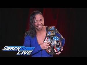 "Shinsuke Nakamura says Rusev is a ""total diva"": SmackDown LIVE, Dec. 18, 2018"
