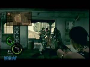 Resident Evil 5 - Clean Start Professional Difficulty - Chapter 1-2 Public Assembly Part One