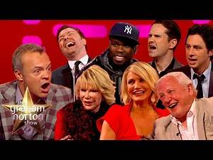 Clips You've NEVER SEEN Before From The Graham Norton Show | Part Two